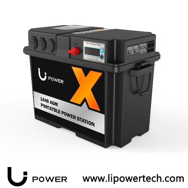 1440-AGM-Portable-Power-Station-LI-POWER