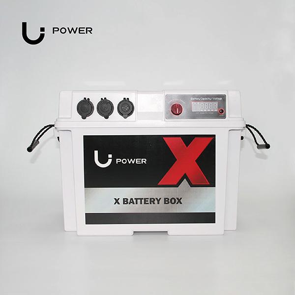 1 battery box