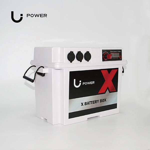 2 battery box