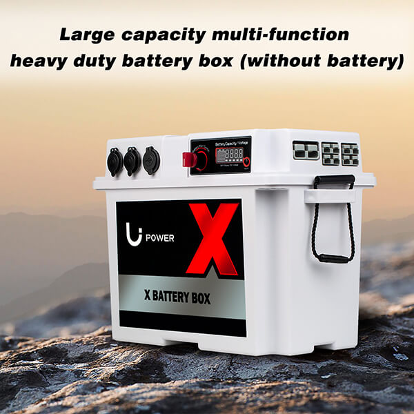 1 Feature Battery Box
