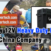 Top Quality 12V Heavy Duty Battery Box From China Company