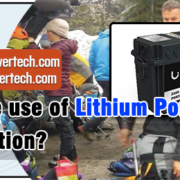 What's the use of Lithium Portable Power Station
