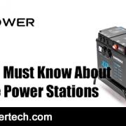 7 Tips Must Know About Portable Power Stations Li Power