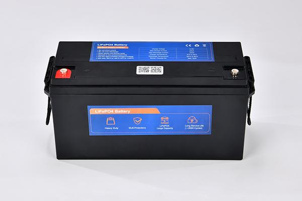12.8V 150AH1 LiFePO4 battery
