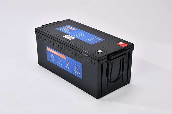 12.8V 300AH1 LiFePO4 battery