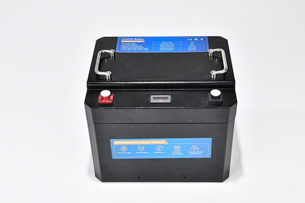 BLACK 400AH3 LiFePO4 battery