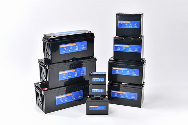 GROUP LiFePO4 battery